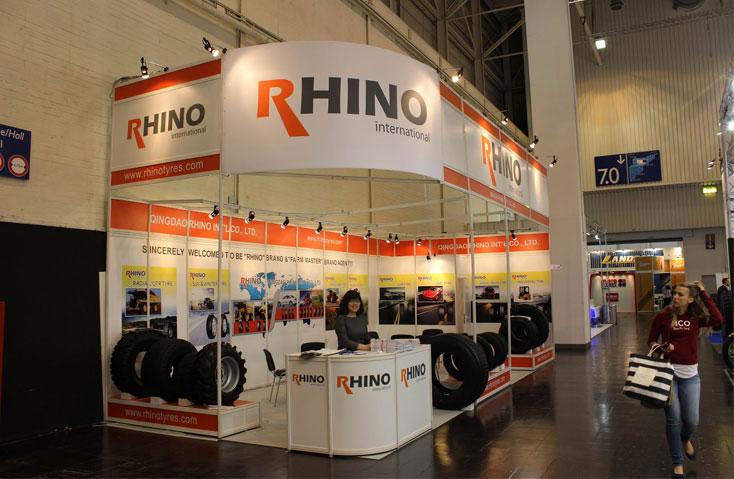 RHINO In Reifen