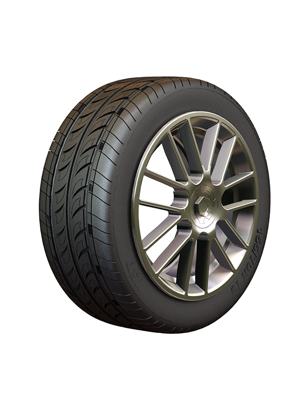 PCR SUMMER TYRE ECO155
