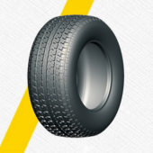 Is it safe to repair the flat tire