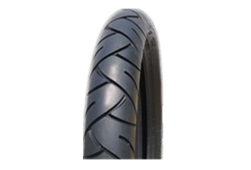 The secret of motorcycle tyre life