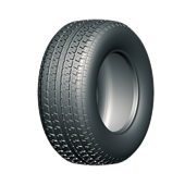 What are the problems with aging and cracks in car tyre