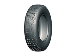 How long will the original car tyres use?