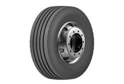 The rubber formula in the car tyre